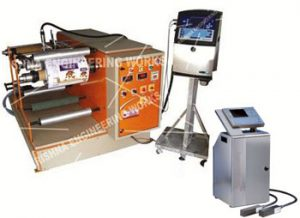 Inkjet Coder Mounting Machine